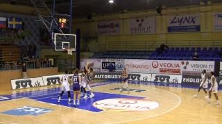A3 Basket Umeå – Young Angels Košice