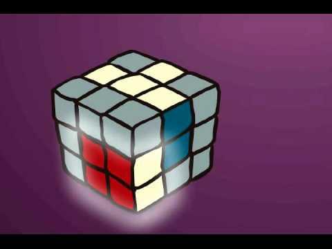 Как собрать Кубик-Рубика