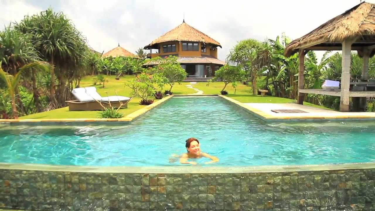 Romantic Villa 3337 In Tabanan Bali Luxury Villa Rentals Youtube