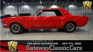 1965 Ford Mustang GT Gateway Classic Cars Orlando #213