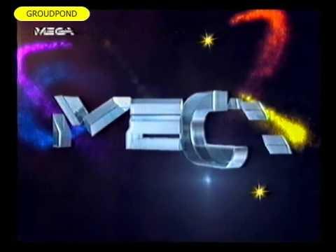 MEGA Channel IDENT (VHS Rip)