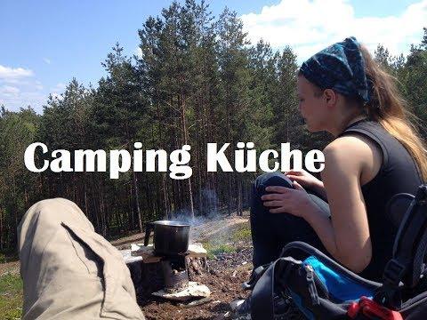 Outdoorküche Camping Village : Unsere camping küche prepping notfall küche youtube