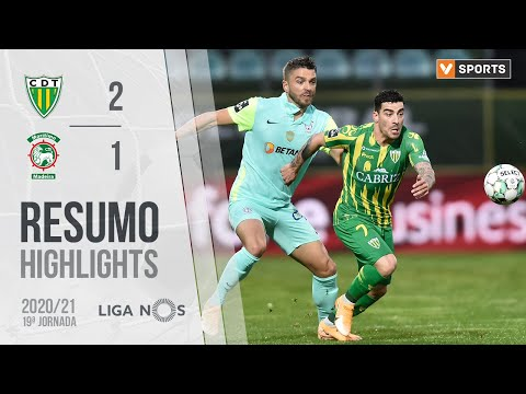 Tondela Maritimo Goals And Highlights