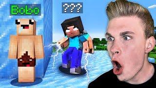 Ktoś CHCE ZABIĆ BOBO W Minecraft!