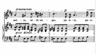 """A. Scarlatti - Sedecia """"Caldo sangue"""" Cecilia Bartoli"""