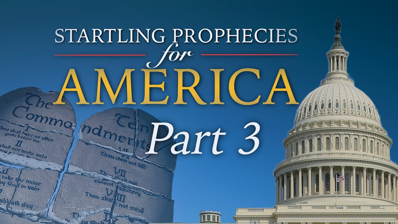 Startling Prophecies for America #3: What is the Mark of the Beast? (Part 3 of 3) -- Steve Wohlberg