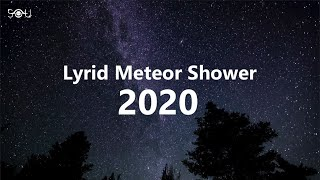 How To Watch The Lyrid Meteor Shower Of April 2020?