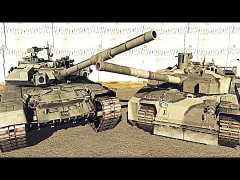 ТАНК ОПЛОТ VS Т-90! ПОРВАЛ ЗА СЕКУНДУ!