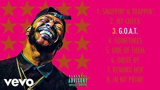 Eric Bellinger - G.O.A.T. (Audio) ft. Aroc