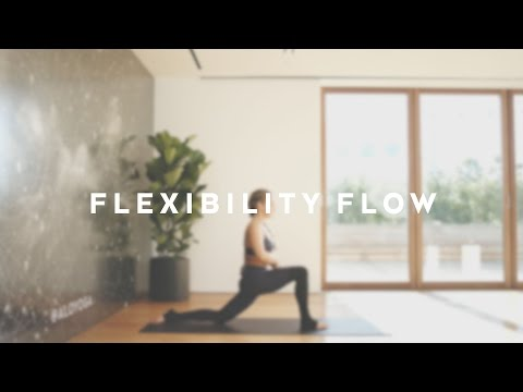 Flexibility Flow with Action Jacquelyn