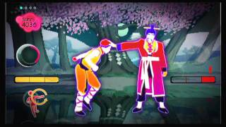 Repeat youtube video Kung Fu Fighting - Just Dance Summer Party - Wii Workouts