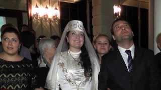 Cалют на осетинской свадьбе. Спасибо Азамату)