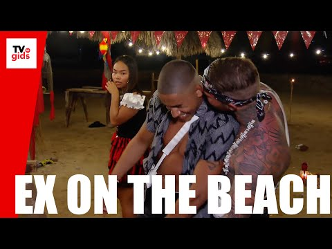 De 3 beste momenten van Ex on the Beach: Aankomst Mezdi, Sabrina & Jim (16-12-2018)