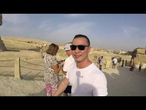 Egypt Solo Trip Part 1 | Pyramids