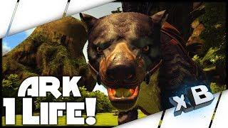 Back in the Saddle Again! :: Modded ARK: Jurassic Park 1 Life :: E05