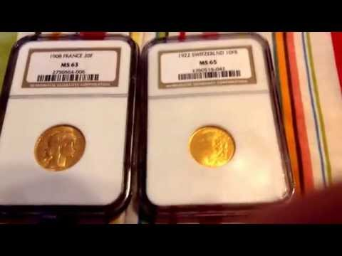 Latin Monetary Union, an EU based on Gold and Silver!