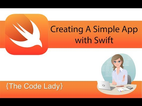 Learn how to build apps - Build a  Basic App with Swift Programming Language