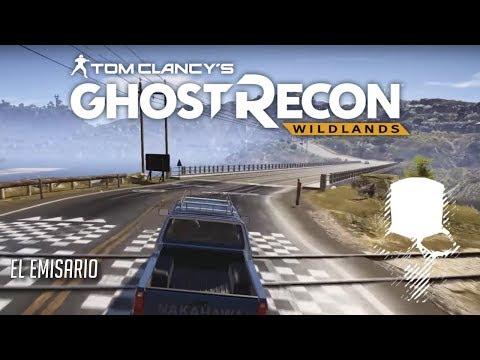 Ghost Recon Wildlands Story - Production El Emisario, The Hospital, Special Transport & El Emisario