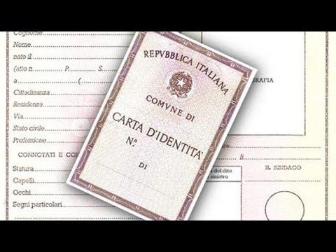 Presto la denuncia di smarrimento dei documenti si farà ai Comuni