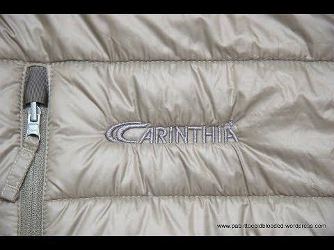 Видео обзор G-LOFT Ultra куртки от Carinthia.