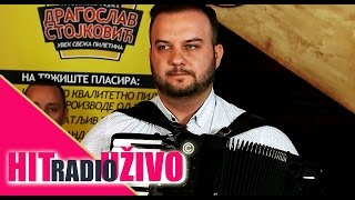 BORKO RADIVOJEVIC & TIGROVI - KOLO 2 - ( LIVE ) - ( Hit Radio Uzivo )