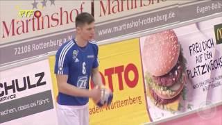 RTF.1 - Sport - TV Rottenburg gegen VfB Friedrichshafen