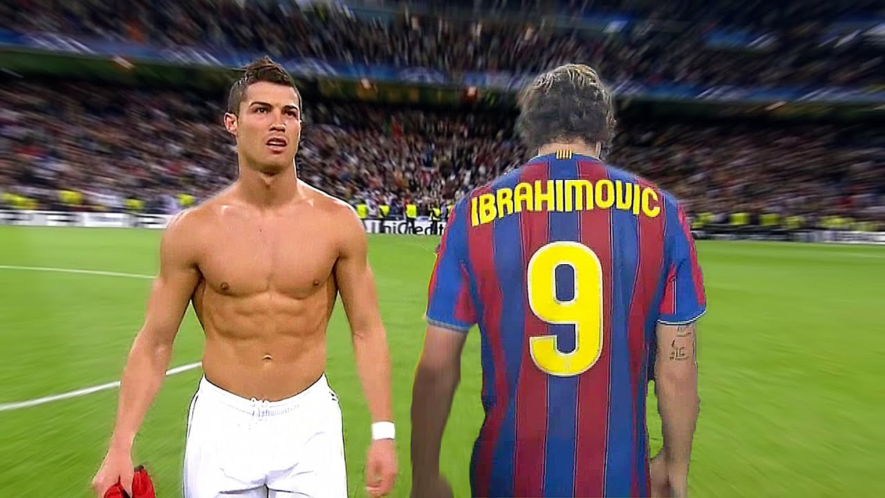 Download 10 Times Cristiano Ronaldo Showed Crazy Football