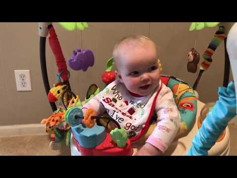 Fisher Price Activity Jumperoo Review | Baby Bouncer Jumper Review