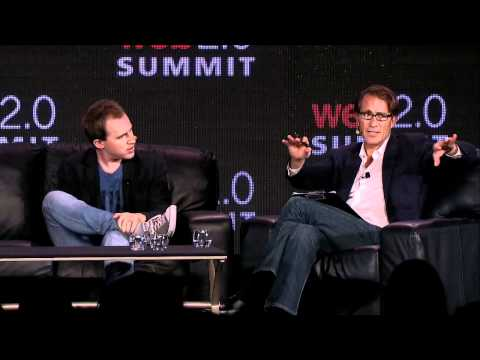 """Web 2.0 Summit:  Bret Taylor, """"A Conversation with Bret Taylor"""""""