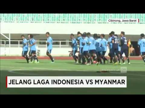 Ezra Walian Ikut Persiapan Timnas Indonesia vs Myanmar, Uji Lapangan Pakansari