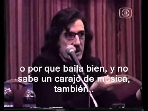 Charly García opina sobre la música actual