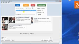 Build My Income Daily Facebook Groups Autoposting Software Update