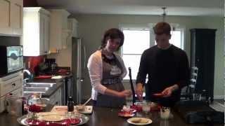 Foodie Tourist Valentine's Breakfast Part 1