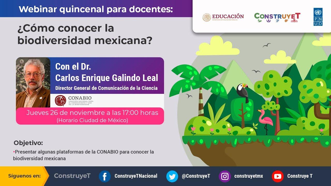 Download ¿Cómo conocer la biodiversidad mexicana?