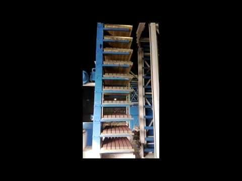 Concrete block making plant FULL AUTO VPS 5000 METALIKA