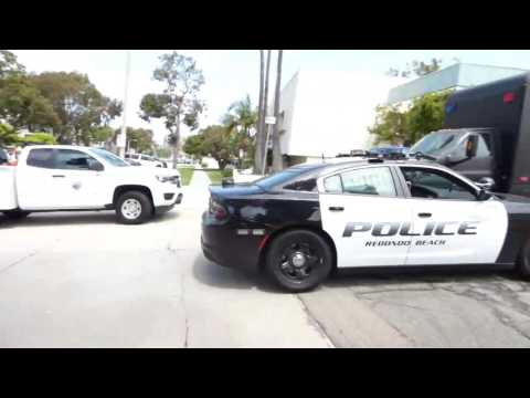 Redondo Beach Police Dept, SILENT TREATMENT, Shout out 2 South Baty Comm.