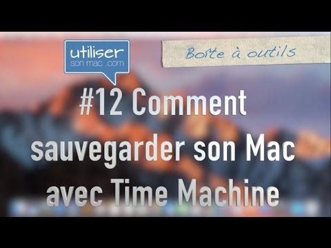 #12a Comment sauvegarder son Mac avec Time Machine