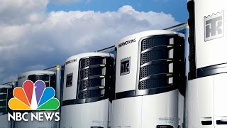 The Challenge Of Shipping A Covid Vaccine At Sub-Freezing Temperatures | NBC News NOW
