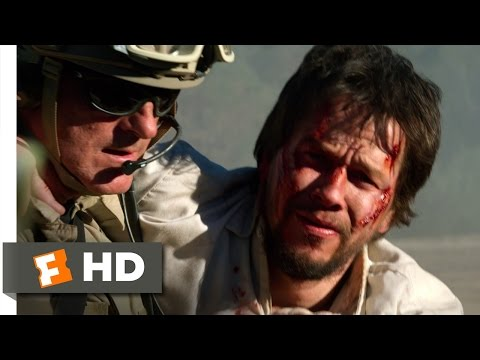 Lone Survivor (9/10) Movie CLIP - Thank You (2013) HD