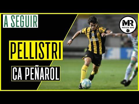 FACUNDO PELLISTRI | CA PEÑAROL | Assists, Skills & Accelerations