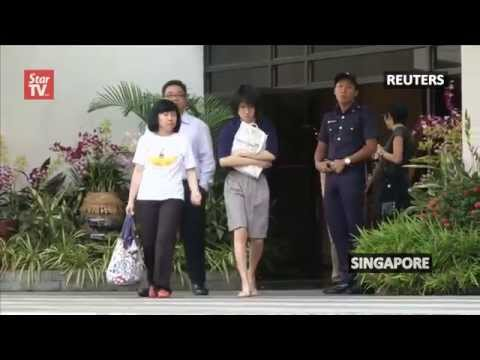 Amos Yee a freed man now