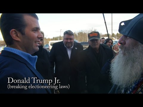 Vermin Supreme Demolishes Trump Supporters! (feat. Donald Trump Jr.)