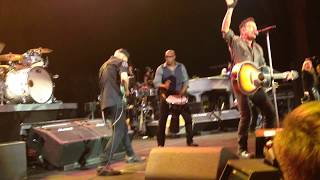 Bruce Springsteen - High Hopes (Houston 05.06.14) [The Havalinas cover] HD