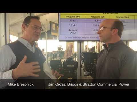 Briggs & Stratton Reveal New Vanguard Engines - Diesel Progress