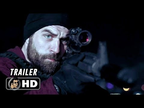 ALL THE DEVIL'S MEN Trailer (2018) Action Movie