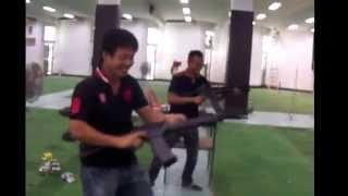 SHOTGUN CLUB THAILAND - HUSAN MKA 1919 VS DERYA MK10