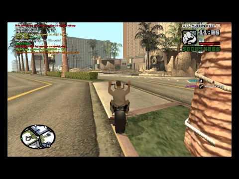 GTA San Andreas  jak instalovať SAMP