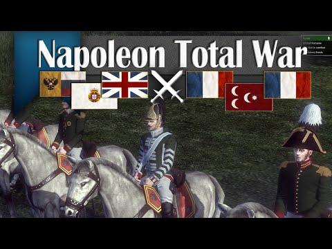 Fear The Rockets - Napoleon Total War (3v3 Online Battle #18)