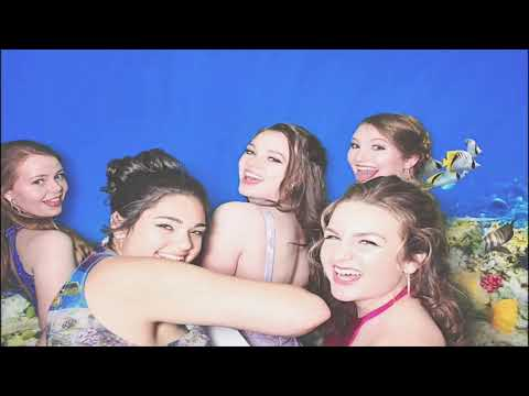 4-13-19 Atlanta Photo Booth - Monroe Area High School Prom 2019 - Robot Booth