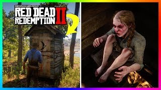 What Happens If You Get Inside The Braithwaite's SECRET Outhouse In Red Dead Redemption 2? (RDR2)